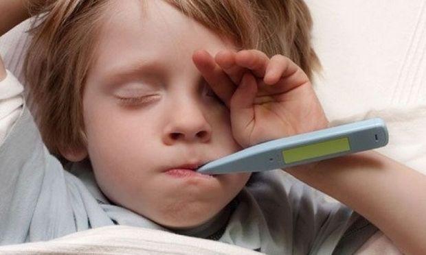 Είναι φυσιολογικό το παιδί μου να αρρωσταίνει συχνά;