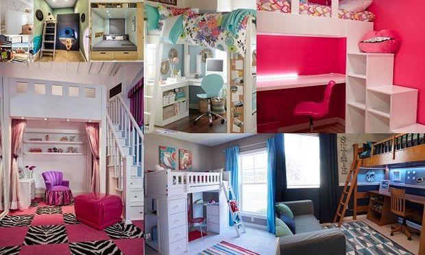 Deco: Μικρό παιδικό δωμάτιο; Έτσι θα εξοικονομήσετε χώρο (εικόνες)