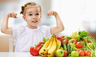 Με ποια κριτήρια επιλέγουμε τι θα φάει το παιδί μας