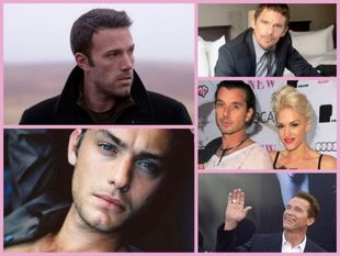 5 διάσημοι stars που χάλασαν τον γάμο τους για μια... νταντά!