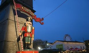 The Christmas Factory- 4 Ημέρες για να επιστρέψει με μοναδικές προσφορές 1+1 από την πρώτη ημέρα λειτουργίας