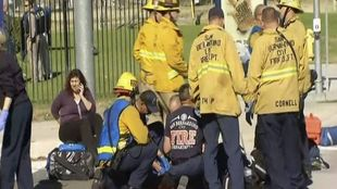 Οι μακελάρηδες της Καλιφόρνια παράτησαν το μωρό τους και δολοφόνησαν αθώους