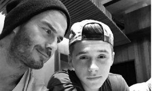 Για ποιο λόγο ο Ντέϊβιντ Μπέκαμ ντρόπιασε το γιο του στο Instagram!