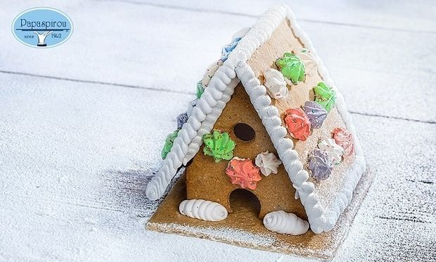 Οι φετινές γιορτές θα έχουν ξεχωριστή γεύση Παπασπύρου!  Με γλυκές και αλμυρές λιχουδιές για τις πιο λαμπερές μέρες του χρόνου