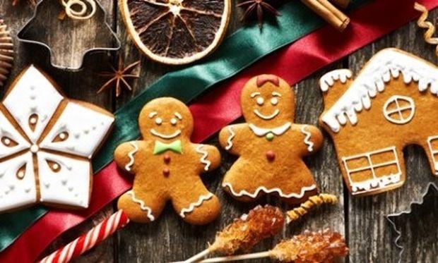 Τα πιο διάσημα χριστουγεννιάτικα μπισκότα του κόσμου