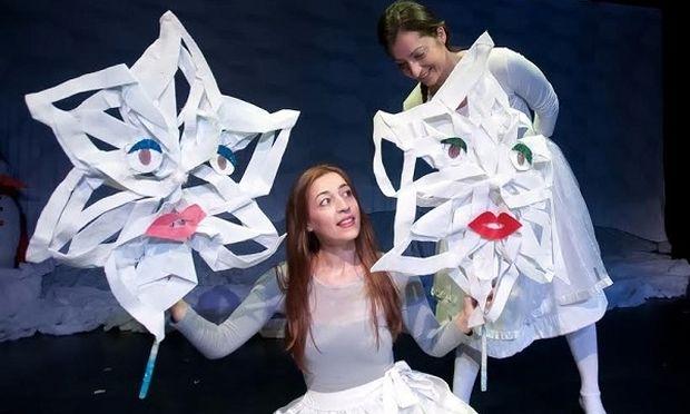 Χριστουγεννιάτικες θεατρικές παραστάσεις από την OneTwoFree στο Ίδρυμα Μιχάλης Κακογιάννης