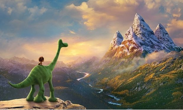Ο Καλόσαυρος (Good Dinosaur): Η νέα ταινία της Pixar που θα ενθουσιάσει όλα τα παιδιά!