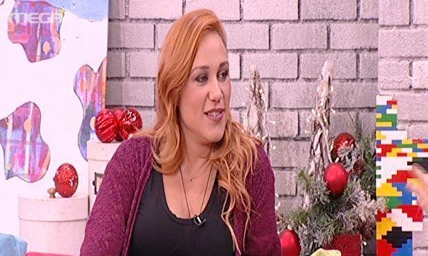 Η Πηνελόπη Αναστασοπούλου μιλά για το μωρό που περιμένει και τη γυμνή της φωτογράφιση (βίντεο)