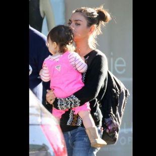 Η κορούλα της Mila Kunis και του Ashton Kutcher είναι μία κούκλα!