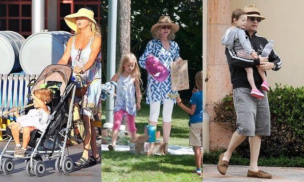 Δείτε διάσημες και διάσημους με τα εγγόνια τους - Κάποιοι σίγουρα δεν γνωρίζατε ότι έχουν εγγόνια