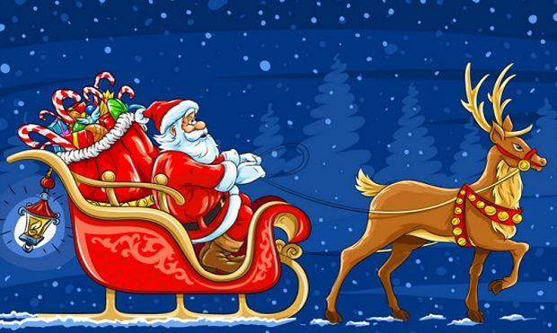 Το παραμύθι της εβδομάδας: «Σε ποιους δίνει δώρα ο Άγιος Βασίλης;»