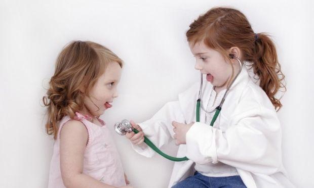 Όταν παίζουν το «γιατρό»... Από την παιδοψυχολόγο Αλεξάνδρα Καππάτου