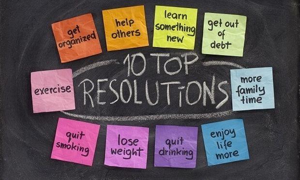 Πώς να τηρoύμε τις αποφάσεις που παίρνουμε την Πρωτοχρονιά