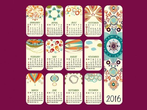 Δες ποιες μέρες του 2016 θα είναι οι τυχερές σου με βάση το ζώδιό σου