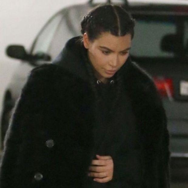 Kim Kardashian: Φανερά αδυνατισμένη στη νέα δημόσια εμφάνιση μετά τη γέννηση του γιου της