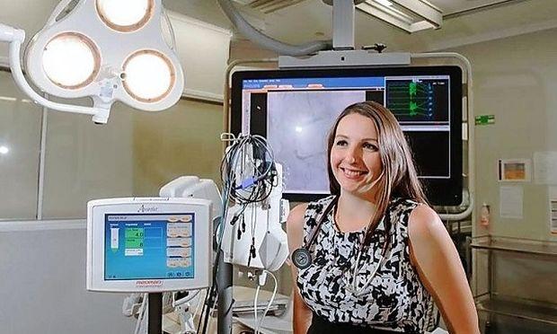 Η καλύτερη νεαρή γιατρός στη Βικτώρια της Αυστραλίας είναι Ελληνίδα