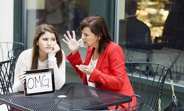 Οι δέκα εκφράσεις που λένε όλοι οι γονείς στα παιδιά τους