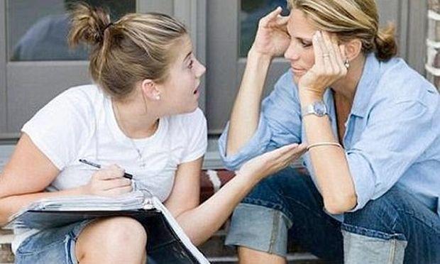 Το άγχος των γονιών βλάπτει την υγεία των παιδιών