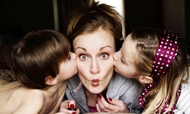 10 ευχάριστες ανατροπές που προκαλούν τα παιδιά στην καθημερινότητα μίας μητέρας