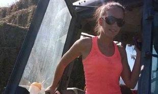 Το νεαρό κορίτσι που εγκατέλειψε τους vip του αεροδρόμιου για να γίνει κτηνοτρόφος