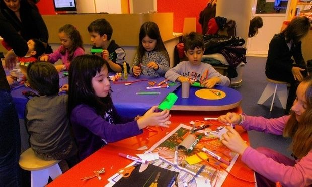 Δημιουργικές δραστηριότητες για παιδιά σε Αθήνα και Θεσσαλονίκη από τη Φοίβη Λέκκα