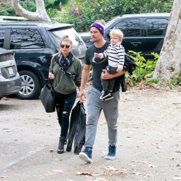 H πιο ροκ μαμά του Hollywood: Δείτε την άψογη εμφάνιση της Fergie!