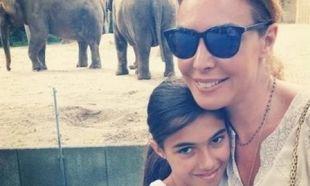 H κόρη της Τατιάνας Στεφανίδου, Λυδία, παραδίδει μαθήματα στυλ με τη νέα της εμφάνιση!