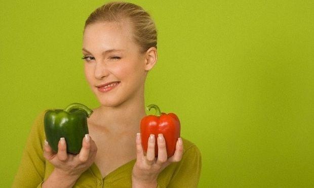 Καταπολεμήστε το κρυολόγημα με πράσινες πιπεριές