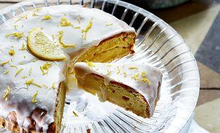 Κέικ λεμονιού!