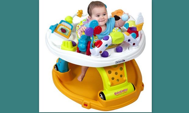 Πρέπει το μωρό να χρησιμοποιεί περπατούρα;