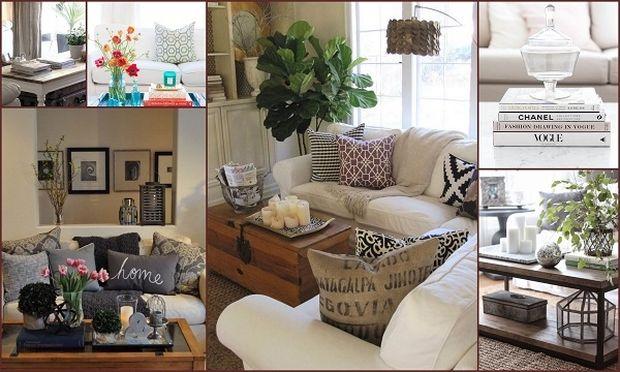 Deco: Το ιδανικό coffee table-Ιδέες για να διακοσμήσετε τα τραπεζάκια σας