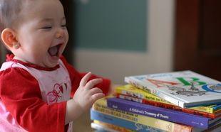 Η πρώτη νηπιακή βιβλιοθήκη είναι γεγονός!