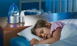 Πώς επηρεάζει η υγρασία τα παιδιά