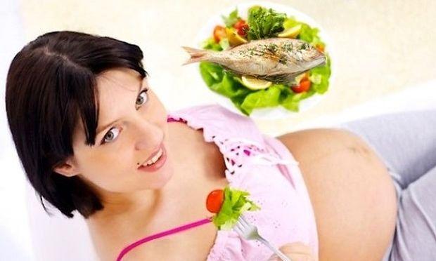 Έρευνα-έκπληξη:Οι έγκυες που τρώνε πολλά ψάρια, κινδυνεύουν να γεννήσουν παχύσαρκα παιδιά!
