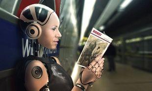 Ρομπότ διαβάζουν παραμύθια για να γίνουν...άνθρωποι!