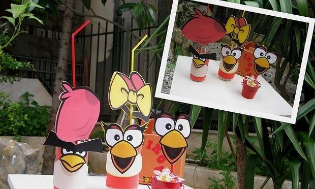 Φτιάξτε όμορφα μπουκάλια «έκπληξη» για το αποκριάτικο πάρτι των παιδιών σας.