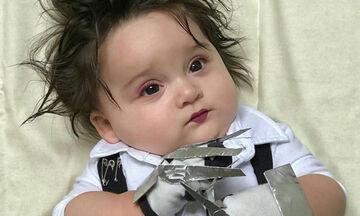 Μωράκια φορούν τις αποκριάτικες στολές τους και σκορπίζουν χαμόγελα! (pics)