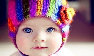 Όραση παιδιού: Πότε αρχίζει να βλέπει το μωρό;