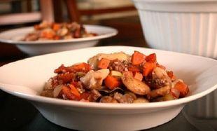 Αγιορείτικοι γίγαντες με λαχανικά