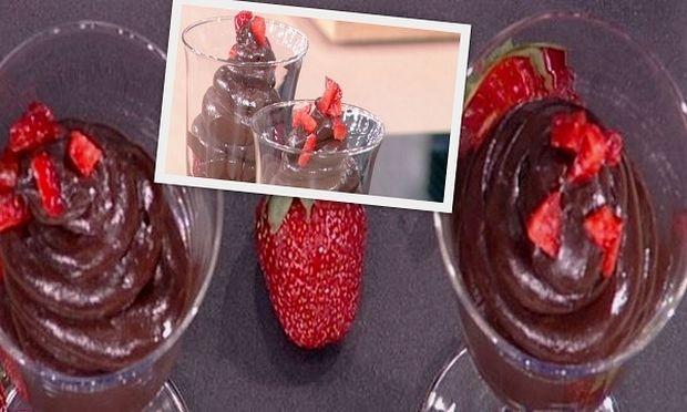 Η πιο νόστιμη, διαιτητική και λαχταριστή μους σοκολάτας της Αργυρώς που μας ξετρέλανε!