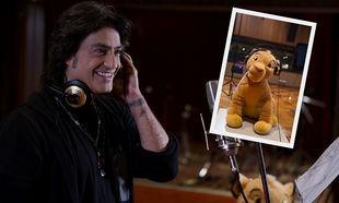 Διονύσης Σχοινάς: «Είναι η δεύτερη φορά που συνεργάζομαι με την Disney και είμαι κατενθουσιασμένος»