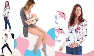 Νεανική, casual και ρομαντική η νέα κολεξιόν της Prénatal για τη μέλλουσα μαμά