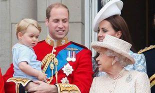 Έτσι φωνάζει ο πρίγκιπας George τη Βασίλισσα Ελισάβετ (βίντεο)