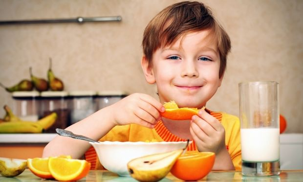 Διατροφή και όραση: Η διατροφή του παιδιού σας επηρεάζει την όρασή του!