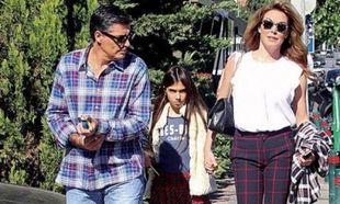 Η κόρη της Τατιάνας Στεφανίδου, Λυδία, με το απόλυτο χτένισμα της σεζόν!