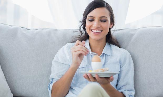 Χάστε 5 κιλά σε 1 εβδομάδα με τη δίαιτα του αβγού!