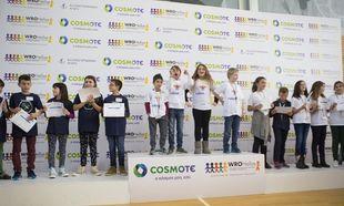 Ρομποτικές κατασκευές πολλών αστέρων από μαθητές δημοτικού με τη στήριξη της COSMOTE