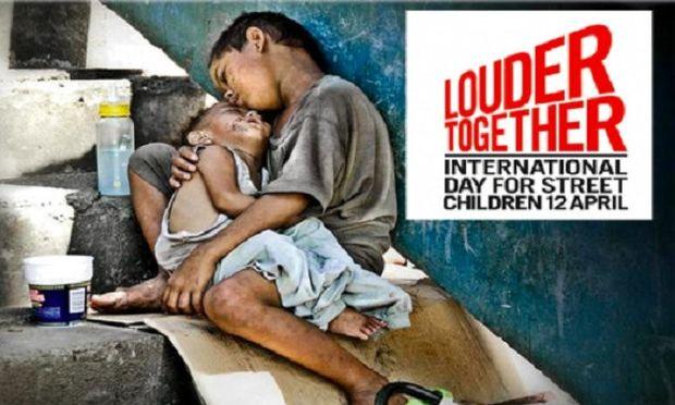 Παγκόσμια Ημέρα για τα Παιδιά του Δρόμου- Ξεπερνούν τα 100 εκατομμύρια σε όλο τον κόσμο!
