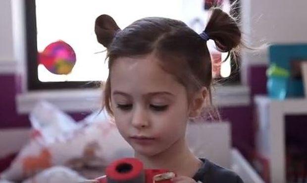 Αν έχετε κόρη, δείτε το παρακάτω τρίλεπτο βίντεο για το δικό της καλό!