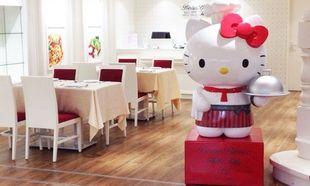 Νέο εστιατόριο Hello Kitty άνοιξε τις πόρτες του και είναι παραμυθένιο (βίντεο)